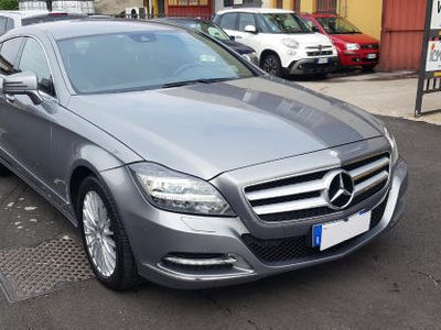 usata Mercedes CLS350 CDI SW BlueEFFICIENCY 4Matic