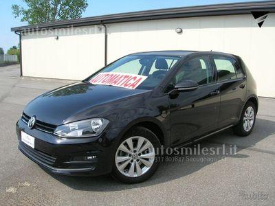 usata VW Golf 1.6 TDI 110 CV DSG 5p. Comfortline BlueMotion Tech