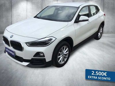 usata BMW X2 X2xdrive20d Advantage auto