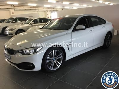 second-hand BMW 420 SERIE 4 GRAN COUPE d g.coupe Sport auto