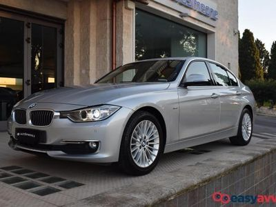 used BMW 318 d Luxury CON SOLI 50105 KM C.AUTOMATICO NAVI