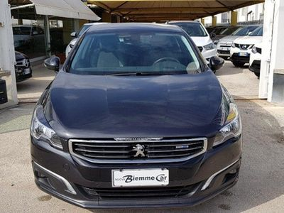 usata Peugeot 508 BlueHDi 180 EAT6 S&S Feline