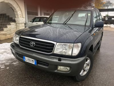 usata Toyota Land Cruiser 4.2 TD 24V 100