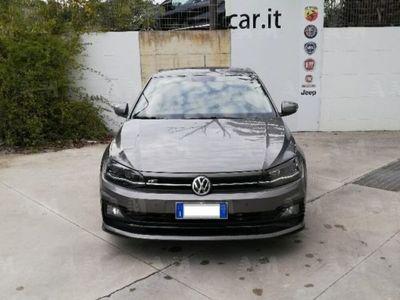 usata VW Polo 1.6 TDI 95 CV 5p. Sport BlueMotion Technology del 2019 usata a San Benedetto del Tronto