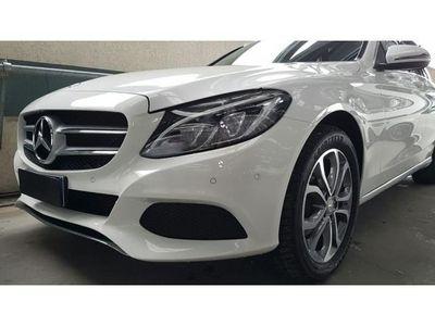 usata Mercedes C200 CLASSE Cd S.W. Automatic Sport