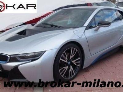 begagnad BMW i8