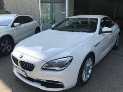 usata BMW 640 Cabriolet d diesel