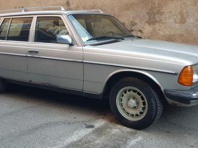 gebraucht Mercedes 240 td (W123) - 1984