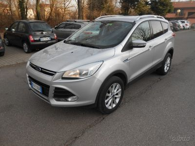 brugt Ford Kuga 2ª serie - 2015 4X4 AUTOMATICA