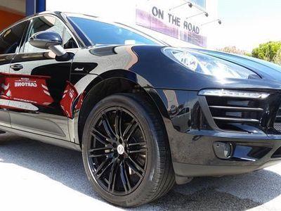 "usata Porsche Macan 21""NERI/PANORAMA/PCM/KAMERA/F1/PACK BLACK/XENON"