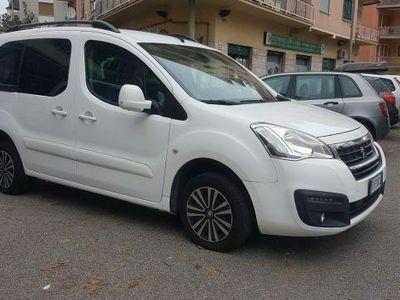usata Peugeot Partner Tepee BlueHDi 120cv