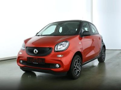 usata Smart ForFour forFourPassion Clima PDC Tetto aprib