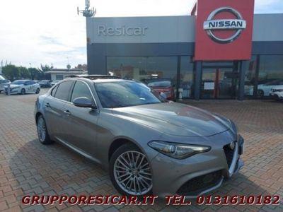 usata Alfa Romeo Giulia 2.0 Turbo 280 CV AT8 AWD Q4 Veloce KM CERTIFICATI Benzina