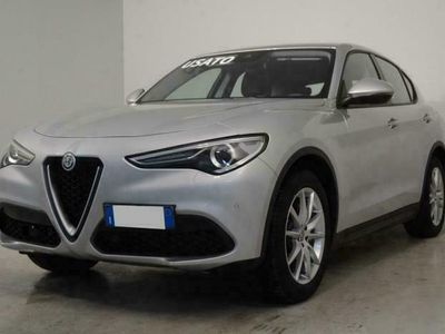usata Alfa Romeo Stelvio 2.2 t Executive rwd 190cv AT8