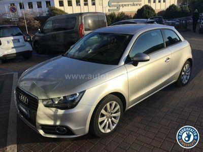 usata Audi A1 1.6 tdi Attraction 105cv