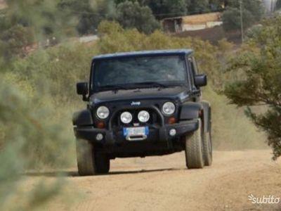 usado Jeep Wrangler JK Rubicon 200 Cv automatico