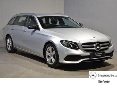 usado Mercedes E220 S.W. 4Matic Auto Business FH