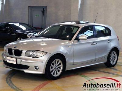 usata BMW 116 I ELETTA 5 PORTE UNICO PROPRIETARIO