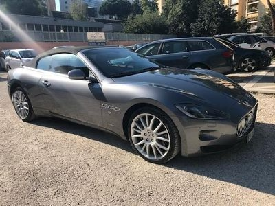 usata Maserati GranCabrio PRONTA IN SEDE UFFICIALE SAMOCAR