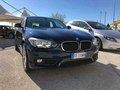 usata BMW 118 Serie 1 D 150 CV CAMBIO AUTOMATICO