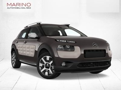 usata Citroën C4 Cactus BlueHDi 100 S&S Shine Station Wagon/SUV [USATO]
