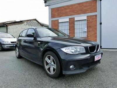 usado BMW 118 d cat 5 porte Attiva -unico proprietario-