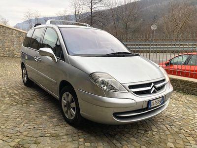 usata Citroën C8 2.2 HDi FAP Exclusive 8 posti