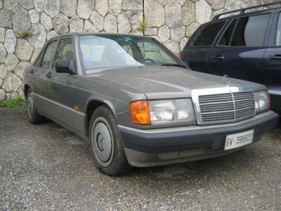 gebraucht Mercedes 190 1.8 E