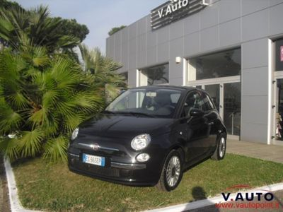 usata Fiat 500 1.2 Lounge GPL