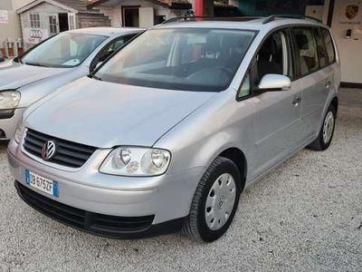 usata VW Touran 1.9 DIESEL MOLTO BELLA