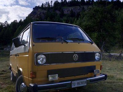 brugt VW Caravelle T3