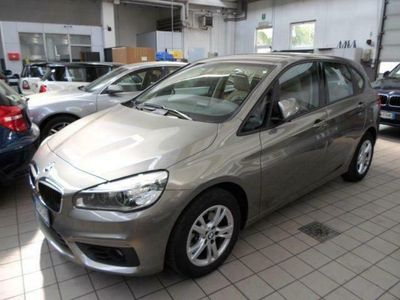 usata BMW 216 Active Tourer d Luxury