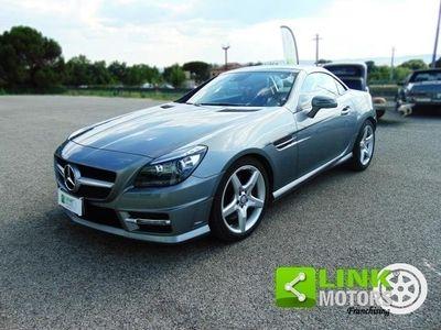 used Mercedes SLK250 ClasseCDI Blueefficiency Premium, anno 2010, manutenzione curata