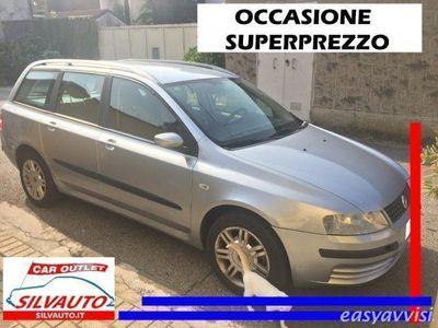 usata Fiat Stilo 1.6i 105cv 16v multi wagon active benzina