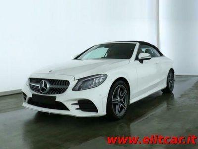 usata Mercedes C300 Automatic Cabrio Premium LED NAVI INTERNI PELLE