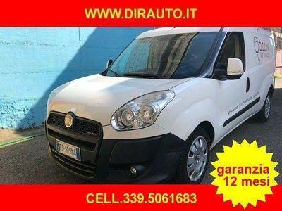 usado Fiat Doblò Doblo1.6 MJT 105CV PL-TN Cargo Maxi Lamierato SX