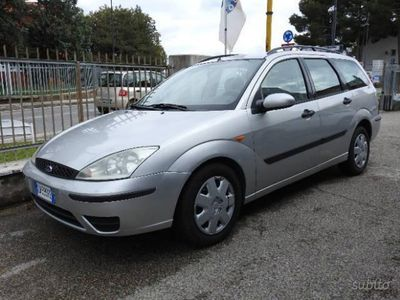 second-hand Ford Focus 1.8 SW Tdci 5P. Ambiente
