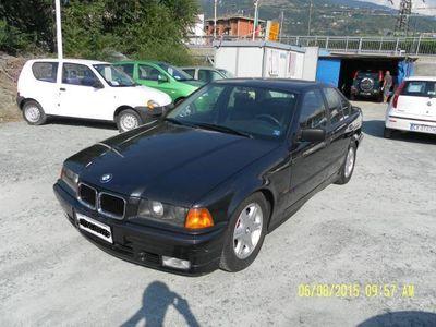 usata BMW 320 Serie 3 i 24v 4 Porte Usato