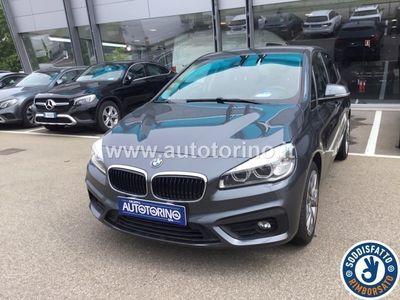 usata BMW 216 SERIE 2 ACTIVE TOURER d act.tourer Advantage my15