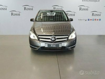 usata Mercedes B180 Cdi Be Premium U48514