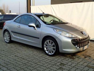 used Peugeot 207 1.6 thp 16v Feline 150cv cabrio-coupe'