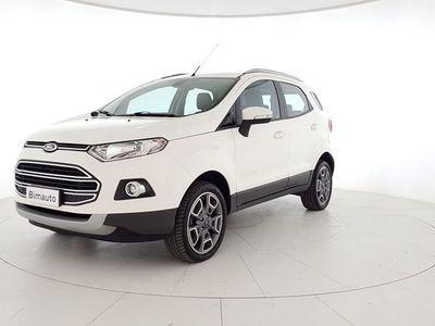 gebraucht Ford Ecosport 1.5 TDCi 90 CV cDPF Titanium