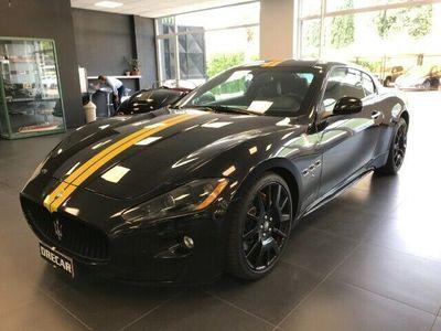 usata Maserati Granturismo Scarico Sport Strisce Gialle Rimovibili