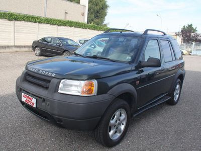 used Land Rover Freelander - 1.8 Cat Sw XE 5p - Cambio Aut Gpl