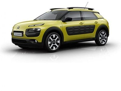 used Citroën C4 Cactus BlueHDi 100 Rip Curl station wagon