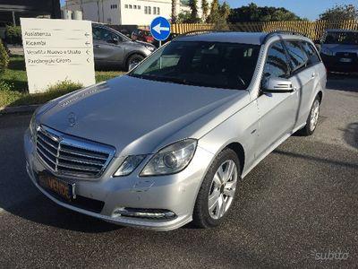 usado Mercedes E250 CDI S.W. BlueEFF. 4M. Elegance
