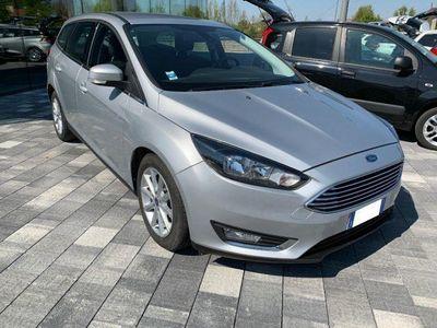 brugt Ford Focus 1.5 TDCi 120 CV Start&Stop Powershift SW Titanium rif. 11329876