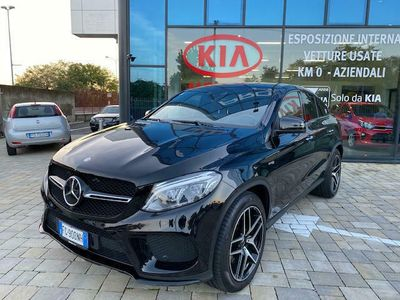 usata Mercedes GLE43 AMG AMG 4Matic Coupé Sport