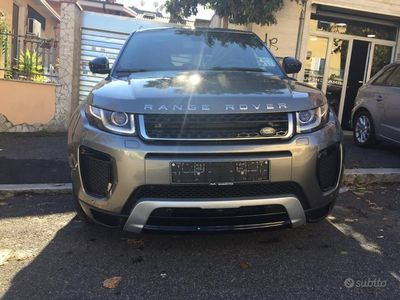 usata Land Rover Range Rover evoque Range Rover Evoque 2.0 Ed4 5p. Se Dynami