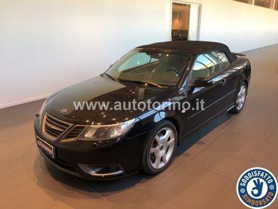 usata Saab 9-3 Cabriolet 9-3 1.9 ttid Aero sentronic Dpf
